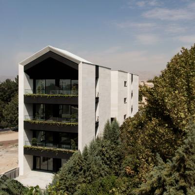 ساختمان مسکونی 106 مهرشهر