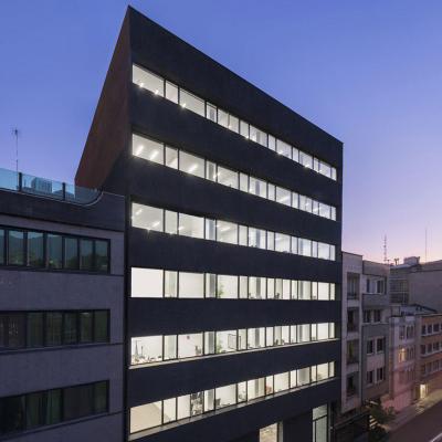 ساختمان اداری جردن