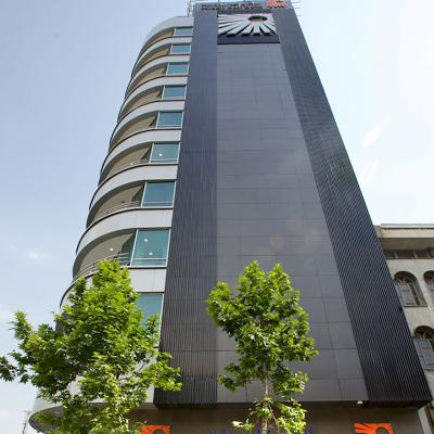 شعبه ی مرکزی بانک خاورمیانه