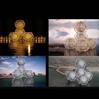 طرح پیشنهادی معین مرادی و همکاران برای نهمین دوره جایزه معماری میرمیران (معماری بایونیک)