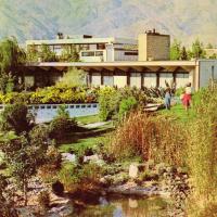 منزل هوشنگ سیحون