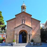 نمازخانه حضرت مریم (کلیسای مریم مقدس)