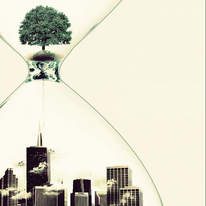 طرح پیشنهادی محمد ابراهیم تاجیک برای هفتمین دوره جایزه معماری میرمیران (معماری فردا)