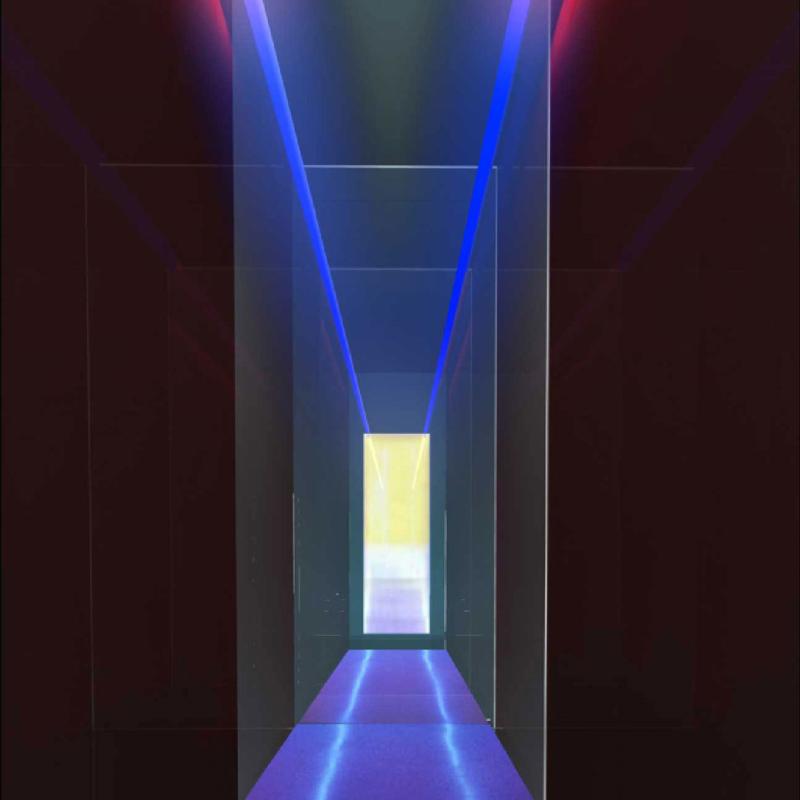 طرح پیشنهادی هانیه مروارید فروش برای سومین دوره جایزه معماری میرمیران (پیوند ناگسستنی نور و معماری)