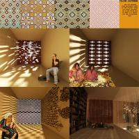 طرح پیشنهادی محمدرضا مرعشی و بابک تقی خانی برای سومین دوره جایزه معماری میرمیران (پیوند ناگسستنی نور و معماری)