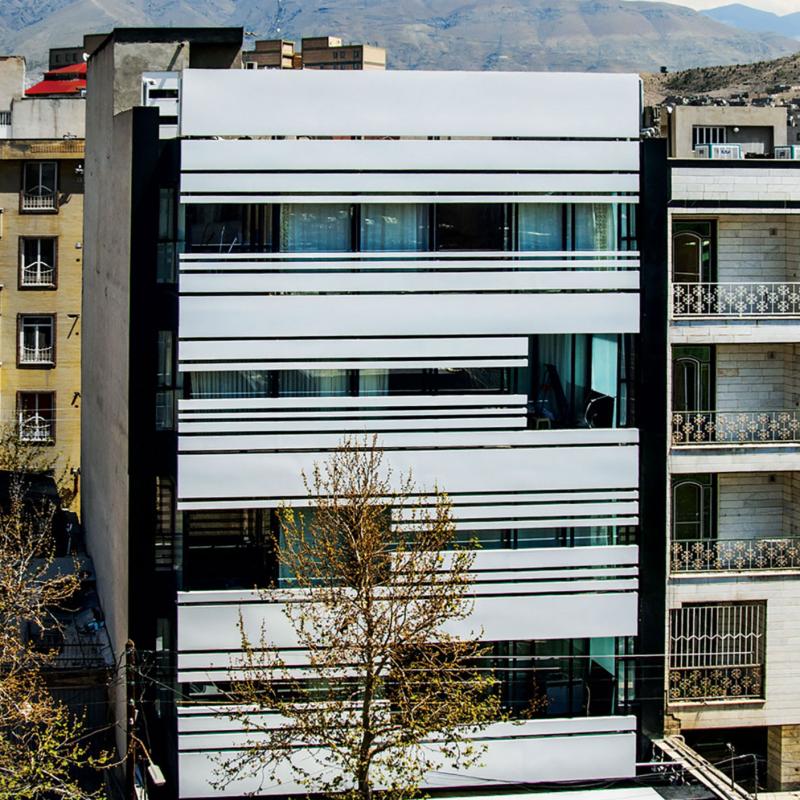 ساختمان مسکونی بارکا