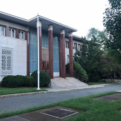 ساختمان سابق سفارت ایران در آمریکا