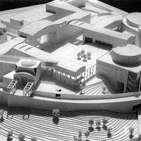 طرح پیشنهادی مهندسین مشاور تجیر برای مسابقه معماری فرهنگستانهای جمهوری اسلامی ایران
