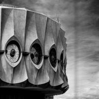 ساختمان و سوپرمارکت دفینه - موزه پول