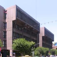 ساختمان اداری گروه صنعتی بهشهر (وزارت آموزش و پرورش)