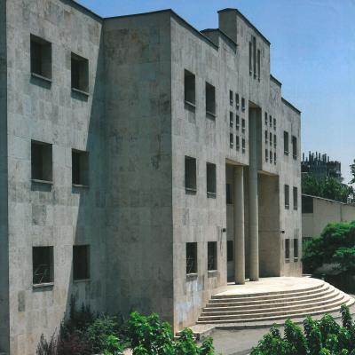 مجموعه گسترش دانشکده فنی دانشگاه تهران