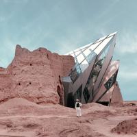 بازگشت به آینده: تجسم افزونههای معاصر در سایتهای باستانی