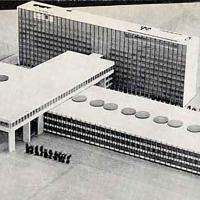 طرح پیشنهادی بیمارستان