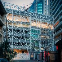 پارکینگ و ساختمان اداری الحاقی الهیه