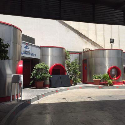 پمپ بنزینی در تهران
