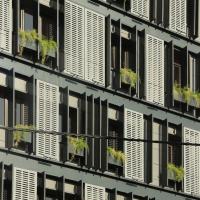 بازسازی نمای ساختمان اداری الوند