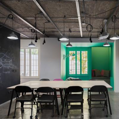 معماری برای معمار؛ طراحی داخلی لابراتوار نوآوری