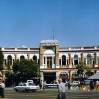 طرح ساماندهی میدان حسن آباد