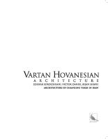 معماری وارطان هوانسیان