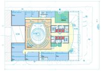 طرح پیشنهادی گروه معماری پادیاو پارت و دفتر هانس هولاین و همکاران برای مسابقه بین المللی طراحی معماری ساختمان مرکزی بورس اوراق بهادار