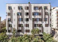 خانهای با همسایگی سبز