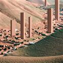 بازگشت به آینده: تجسم آسمان خراشهای روستایی