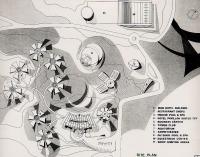 طرح پیشنهادی اقامتگاه باغهای مخفی