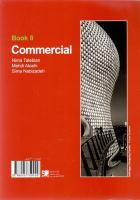 مجموعه کتب عملکردهای معماری – مجتمع تجاری – کتاب هشتم