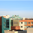 ساختمان آتلیه طراحی معاصر