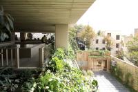 ساختمان مسکونی خانه سبز