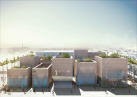 طرح پیشنهادی مهندسین مشاور تغییر روند طرح برای مسابقه غرفه ایران در اكسپو 2020 دوبی