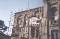 طرح مرمت و بازسازی خانه تاریخی شعاع الدوله-ابوسعید