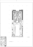 بازسازی منارهها و برج آرامگاهی کاراباغلار