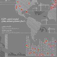 تجزيه و تحليل 20 اثر از 100 سال معماری معاصر جهان