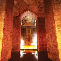موزه سازههای آبی فارس (آب انبار دیوان خانه)