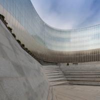 طراحی نما، محوطه و معماری داخلی مجتمع تجاری ارگ